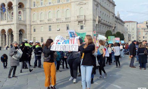 Fridays for Future – Trieste 15 marzo 2019
